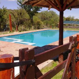 ホテル写真: Complejo de Cabañas Pasos Del Atardecer, Merlo