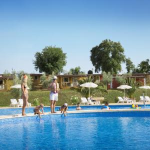 Фотографии отеля: Mediterranean Premium Village Holiday Homes, Новиград (Истрия)
