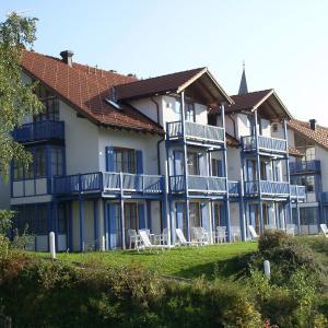 Hotelbilleder: Appartements Sonnenwald, Unterlangfurth