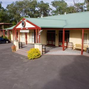 Hotellikuvia: Sanctuary House Resort Motel, Healesville