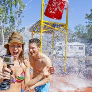 Foto Hotel: BIG4 Howard Springs Holiday Park, Darwin