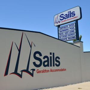 Zdjęcia hotelu: Sails Geraldton Accommodation, Geraldton