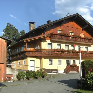 Zdjęcia hotelu: Bauernhof Katin, Tröpolach
