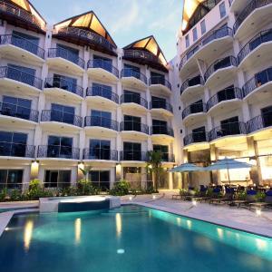 Hotellbilder: Oceano Boutique Hotel & Gallery, Jacó
