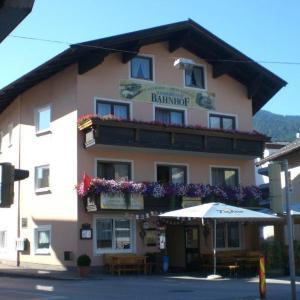 Fotos del hotel: Gasthof Wildschönauer Bahnhof, Wörgl