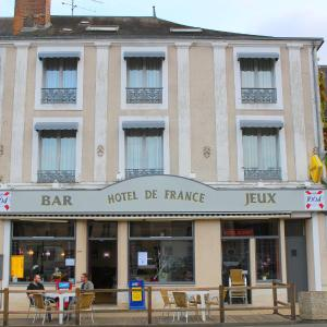 Hotel Pictures: Hôtel de France, Saint-Calais