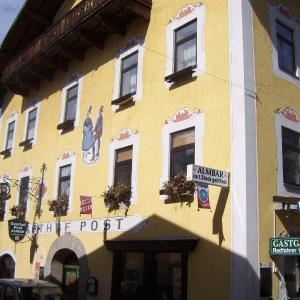 Foto Hotel: Gasthof zur Post, Taxenbach