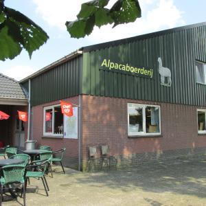 ホテル写真: De Alpacaboerderij, Bocholt