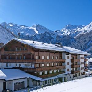酒店图片: Hotel Alpenhof, 图克斯