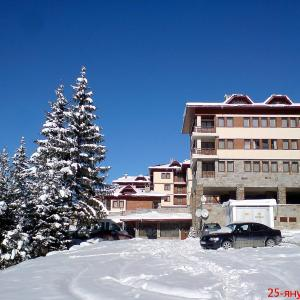 Hotelfoto's: Apartment in Perelik Palace Spa Hotel, Pamporovo