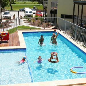 Fotos del hotel: Emu's Beach Resort, Emu Park