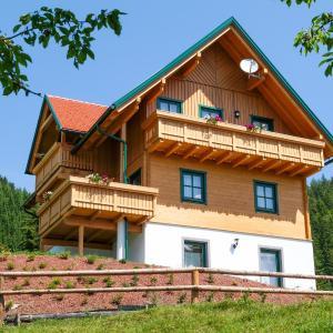 Hotellikuvia: Ferienhaus Hochfelner, Sankt Marein bei Knittelfeld