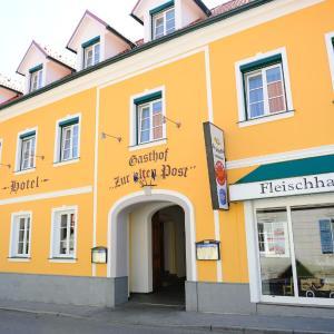 Hotellikuvia: Hotel-Gasthof-Fleischerei - Zur alten Post, Schwanberg