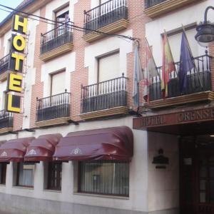 Hotel Pictures: Hotel Orense, Benavente