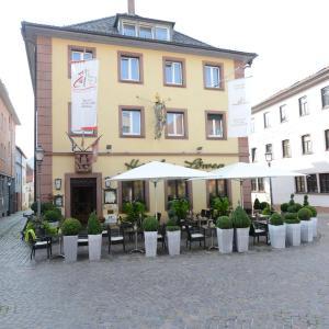 Hotel Pictures: Land-gut Hotel zum Löwen Garni, Marktheidenfeld