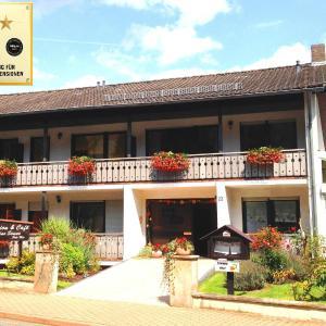 Hotelbilleder: Café & Pension Meine Sonne ... Sole Mio, Bad Sooden-Allendorf