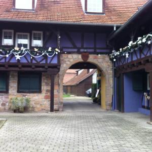 Hotel Pictures: Gîte chez Jeanne, Ebersheim