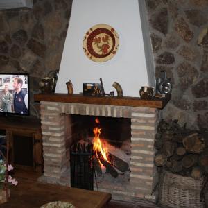 Hotel Pictures: Casa Rural de Agroturismo el Vallejo, Casas del Castañar