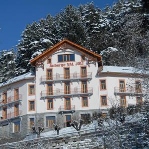 Hotel Pictures: Auberge du Val Joli, Séez