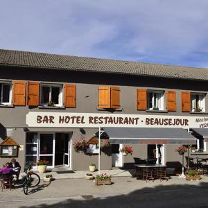 Hotel Pictures: Logis Hôtel Beauséjour, Le Béage