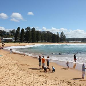 Fotografie hotelů: Avoca Beach 'Cape Cottage', Avoca Beach