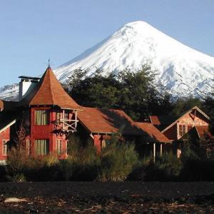Фотографии отеля: Petrohue Lodge, Petrohué