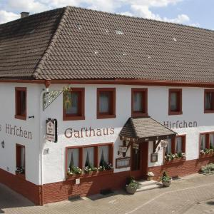 Hotelbilleder: Gasthaus zum Hirschen, Ringsheim