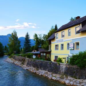ホテル写真: Brückenwirt, Aigen im Ennstal