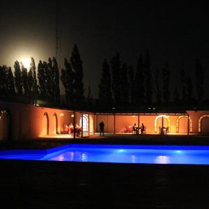 Fotografie hotelů: La Vicuñita Hotel & Cabañas, Rodeo