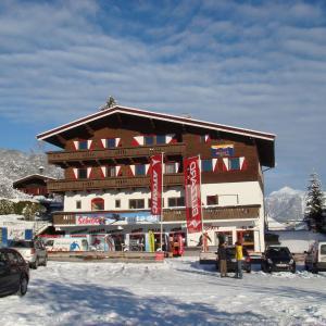 ホテル写真: TirolApart am Lift, Jochberg