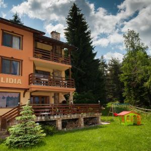 Hotellikuvia: Family Hotel Lidia, Tsigov Chark