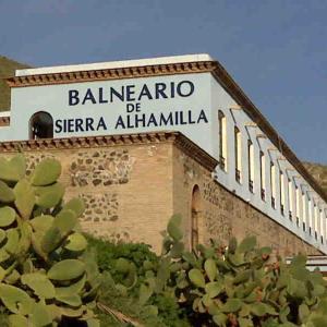 Hotel Pictures: Hotel Balneario De Sierra Alhamilla, Pechina