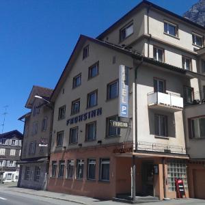 Hotel Pictures: Hotel Frohsinn, Erstfeld