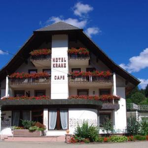 Hotelbilleder: Zum Kranz, Bad Rippoldsau