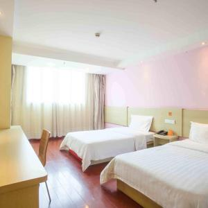 Hotel Pictures: 7Days Inn Wuhan Zhuankou Economic, Caidian