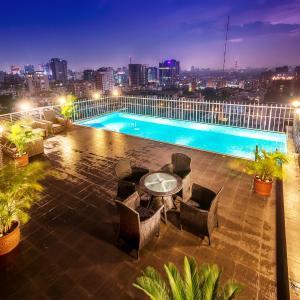 Hotelbilleder: Long Beach Suites Dhaka, Dhaka