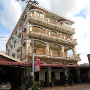 Foto Hotel: Navy Hotel & Restaurant, Prey Veng