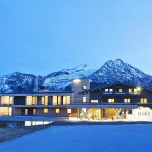 Hotelbilleder: Alpengasthof Filzstein, Krimml