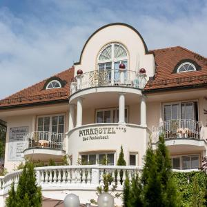 Hotelbilleder: Parkhotel Bad Faulenbach, Füssen