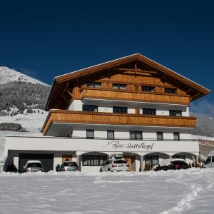 Foto Hotel: Apart Sattelkopf, Fiss