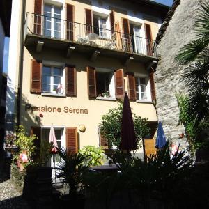 Hotel Pictures: Pensione Serena, Moghegno