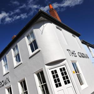 Hotel Pictures: The Crown Hotel, Woodbridge