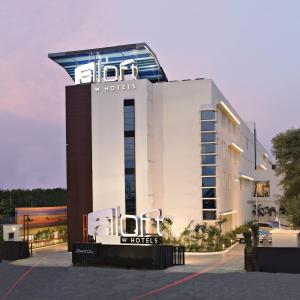 酒店图片: Aloft Chennai OMR IT Expressway, 钦奈