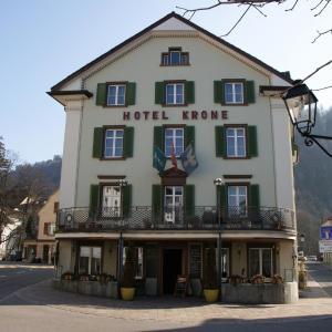 Hotel Pictures: Hotel Garni Krone, Bad Ragaz