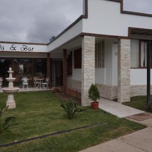 Фотографии отеля: Hostal y Cabañas La Moderna, Quintero