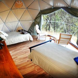 Hotellbilder: Weltevreden Domes Retreat, Esk