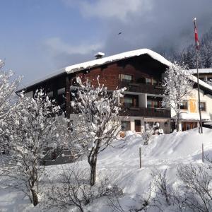Fotografie hotelů: Gasthof-Pension Wulfenia, Gargellen