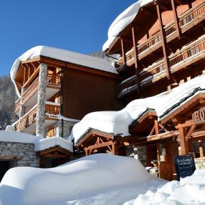 Hotel Pictures: Langley La Foret, Val d'Isère