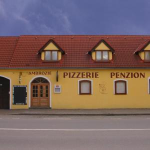 Hotel Pictures: Penzion Ambrozie, Seč