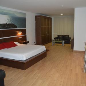 Hotel Pictures: Sercotel Odeón, Narón